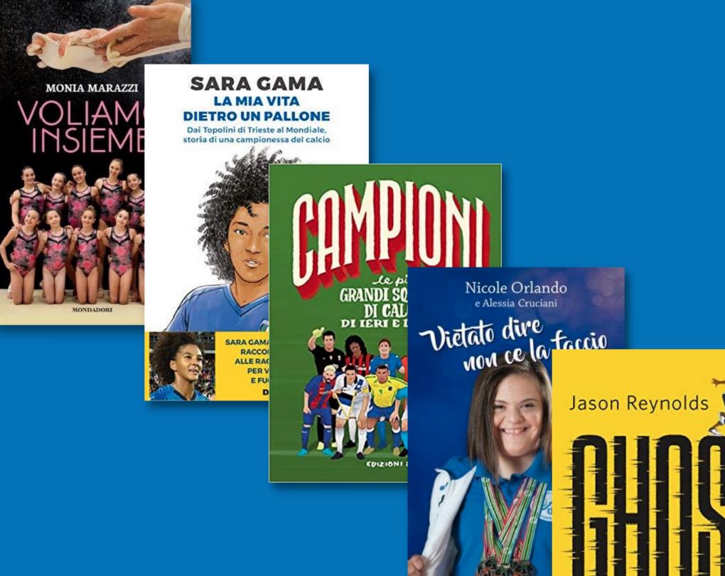 libri sullo sport per ragazzi